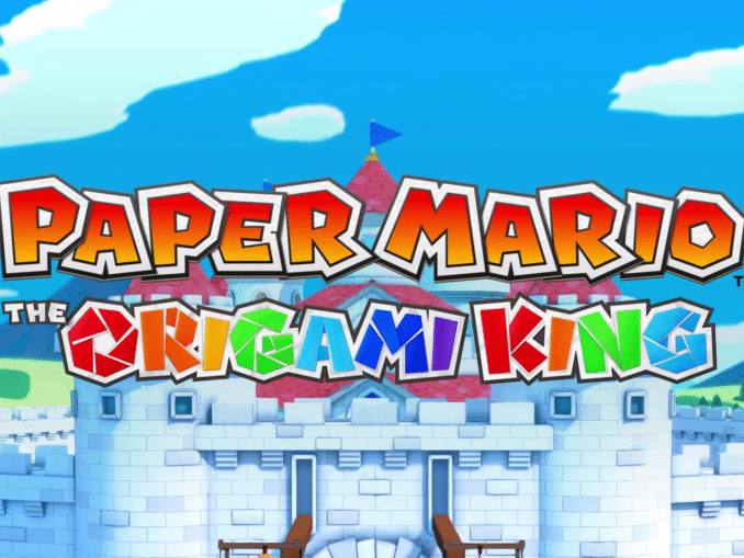 Nieuws - Paper Mario: The Origami King – Accolades trailer