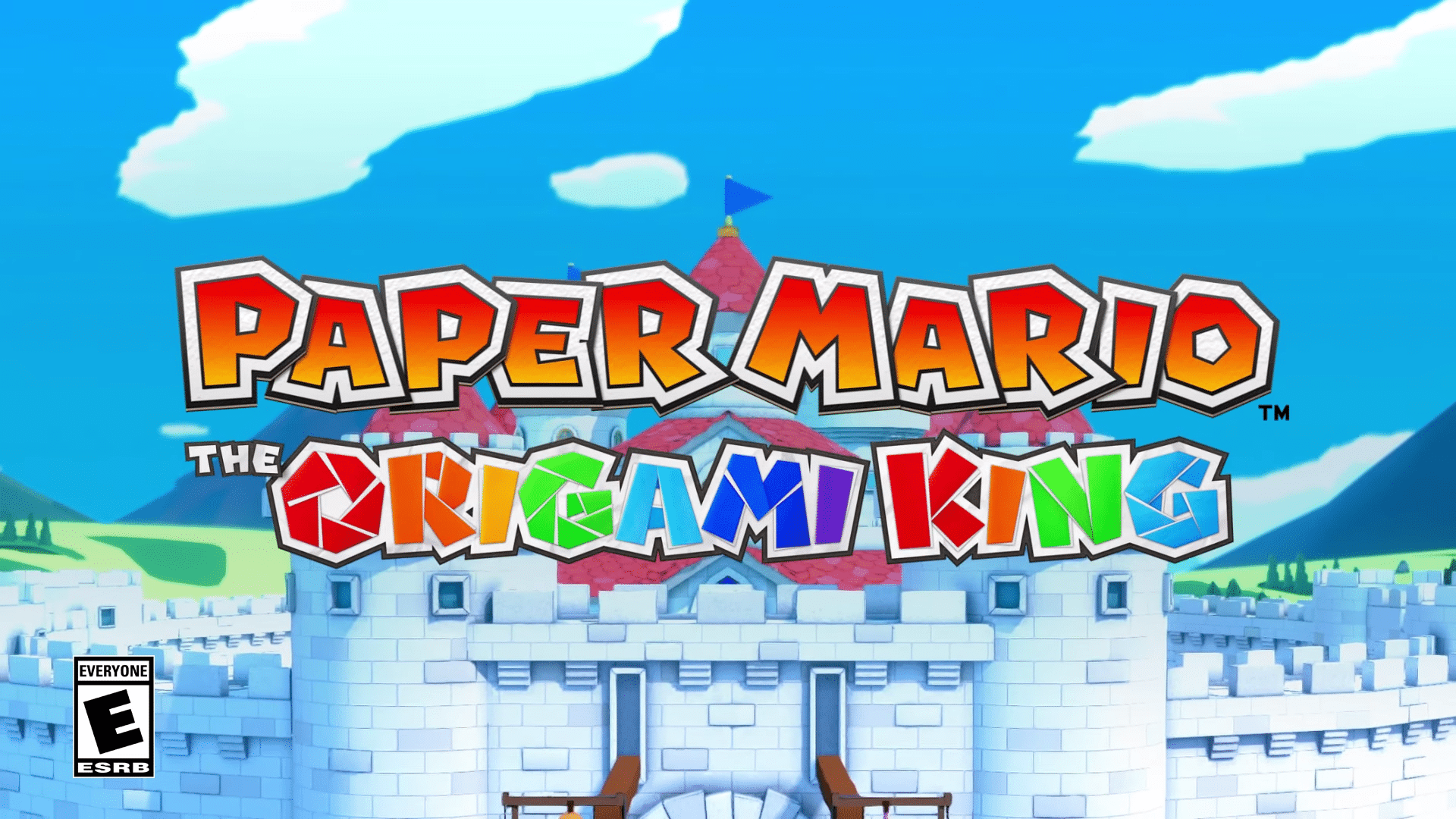 Paper Mario: The Origami King – Accolades trailer