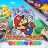 Paper Mario: The Origami King - Development finished