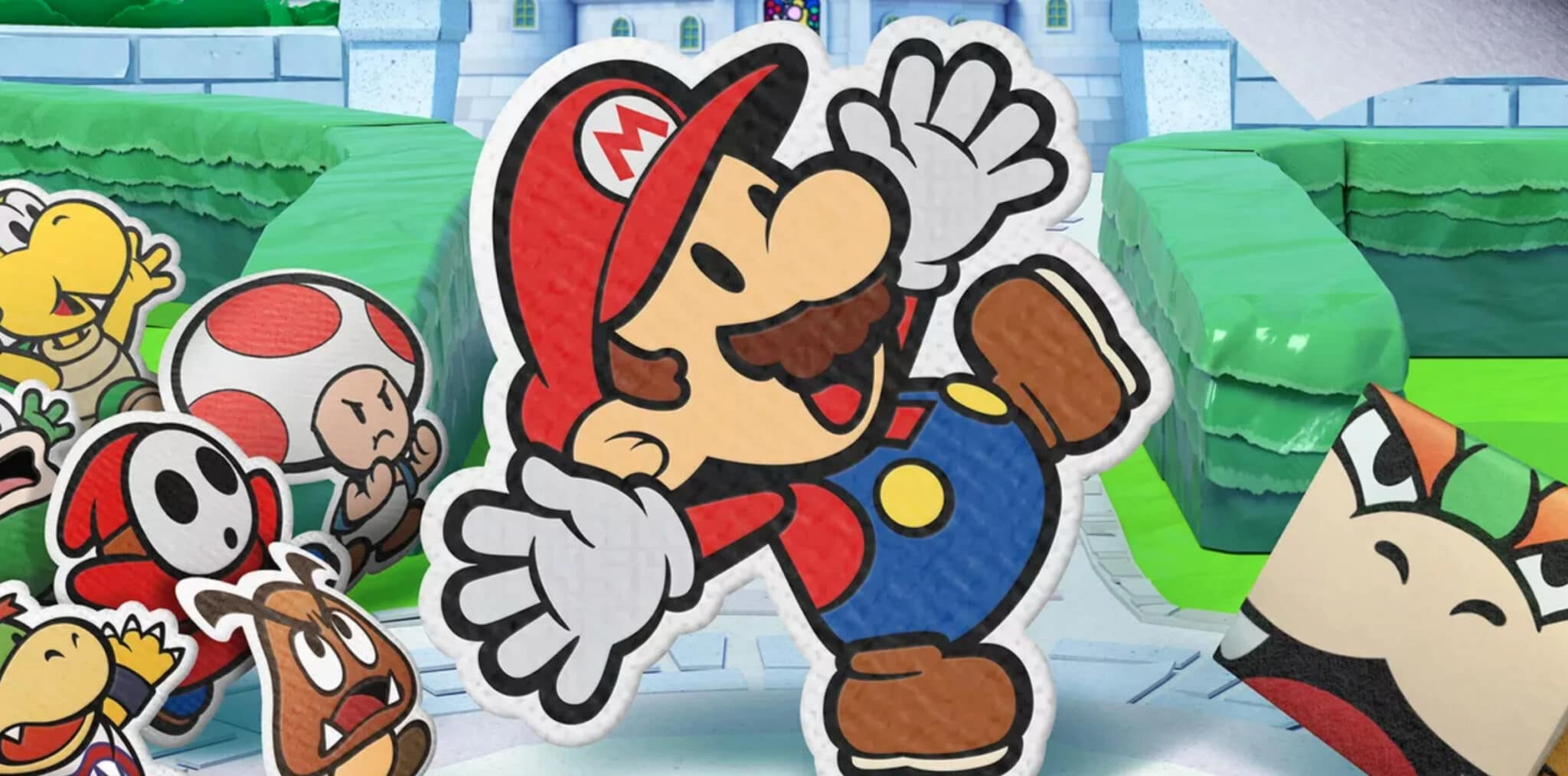 Paper Mario: The Origami King – Game-Breaking Bug