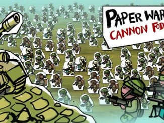 Release - Paper Wars: Cannon Fodder Devastated