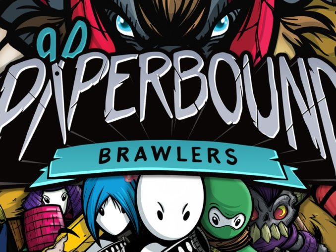 Release - Paperbound Brawlers
