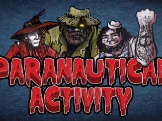 Release - Paranautical Activity