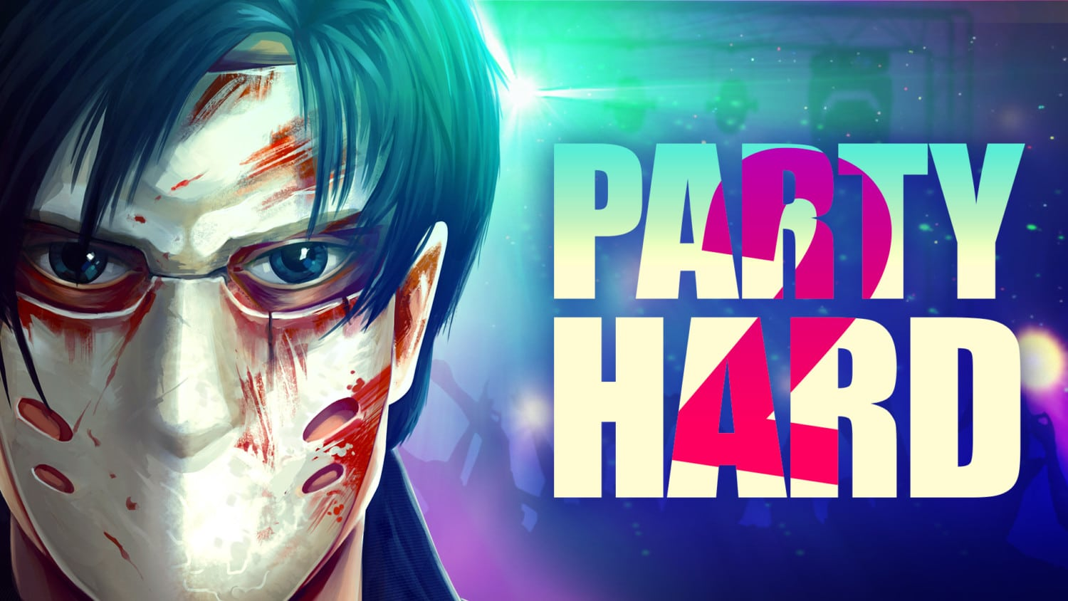 Party Hard 2 confirmed and launches September 8th