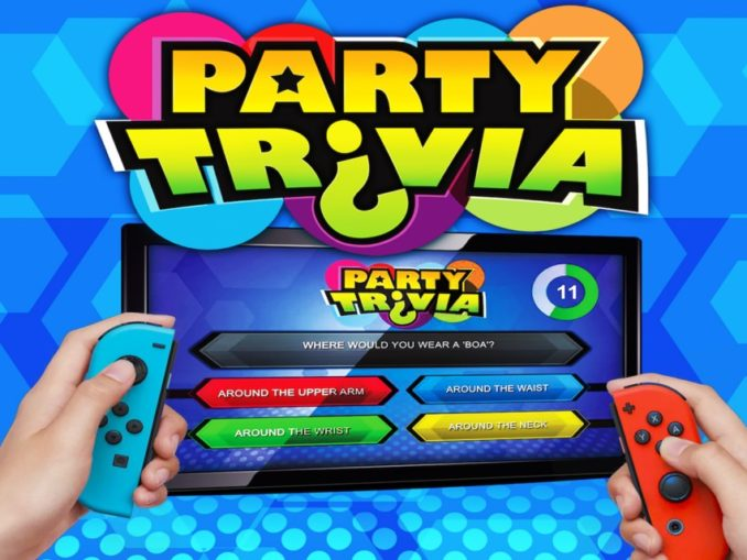 Release - Party Trivia