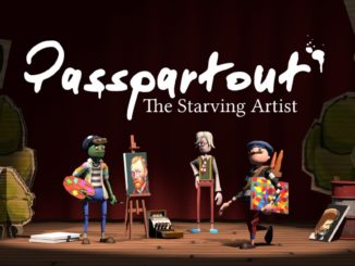 Release - Passpartout: The Starving Artist