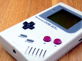 Patent for Game Boy shell for smartphones