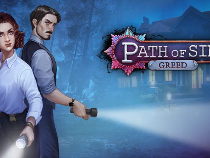 Release - Path of Sin: Greed