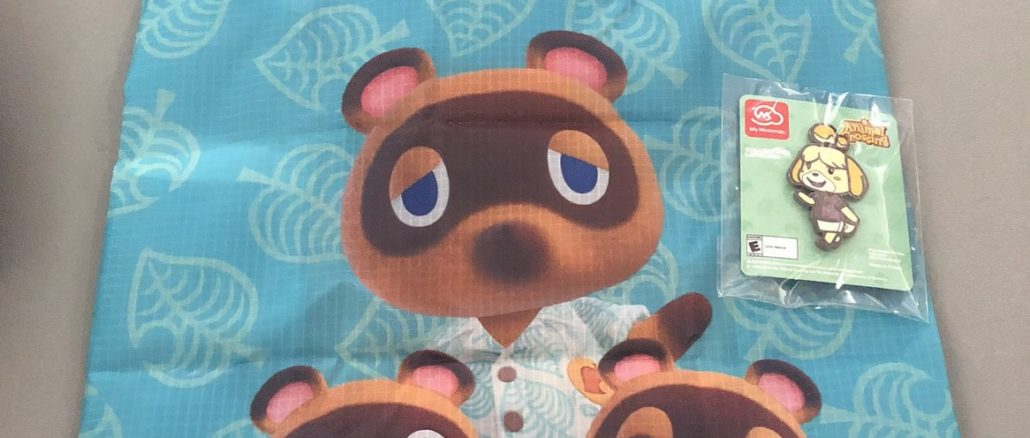 PAX East 2020 Animal Crossing: New Horizons goodies