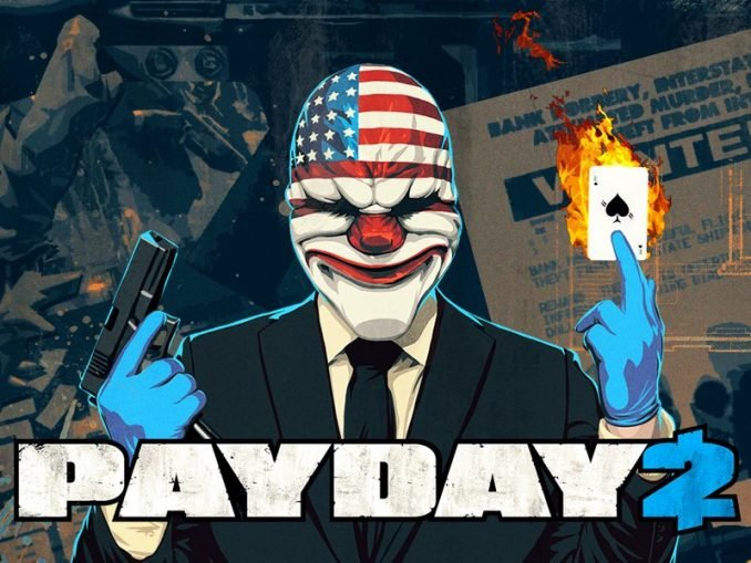 News - Payday 2 launch trailer