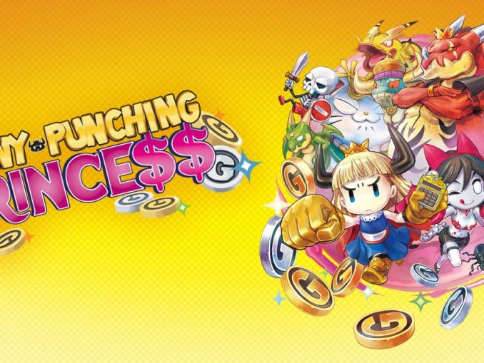Release - Penny-Punching Princess