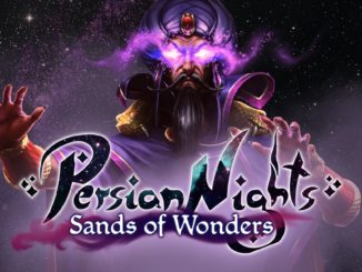 Release - Persian Nights: Sands of Wonders