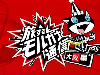 Persona 5 Scramble – Demo – 6 Februari in Japan
