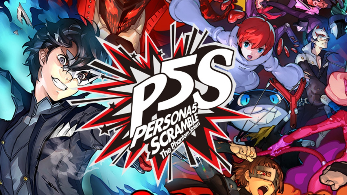 Persona 5 Scramble – Second major trailer