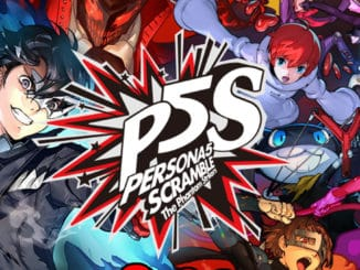 Nieuws - Persona 5 Scramble: The Phantom Strikers 90% afgerond + informatie