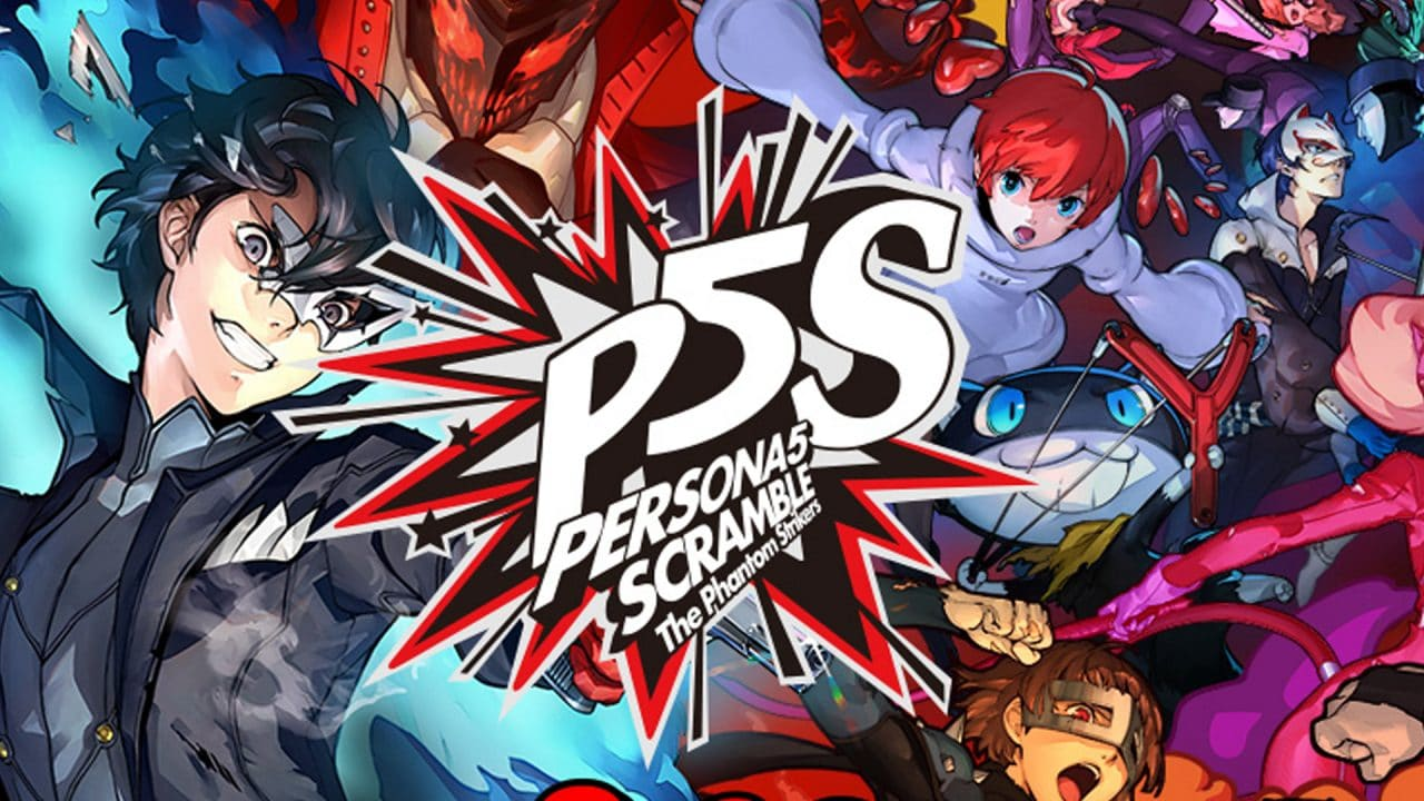 Persona 5 Scramble: The Phantom Strikers – Opening