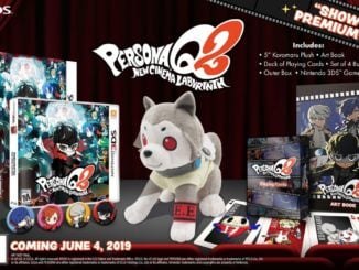 Persona Q2: New Cinema Labyrinth coming to the West