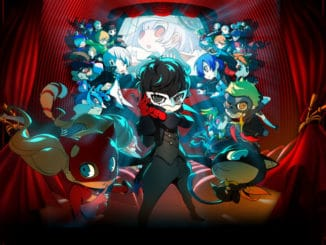Persona Q2: New Cinema Labyrinth terugkerende helden trailer
