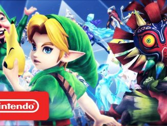Personage trailer van Hyrule Warriors Definitive Edition