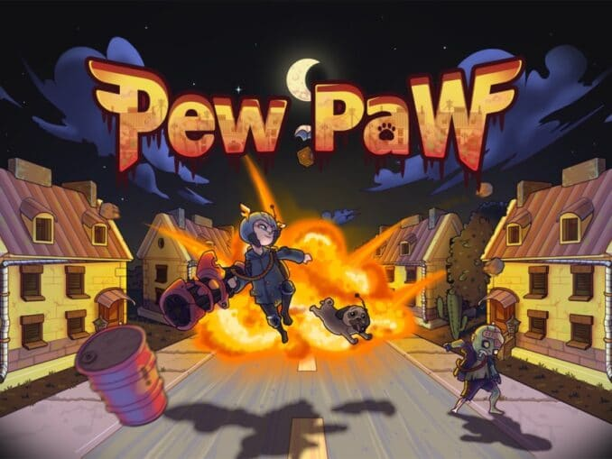 Release - Pew Paw