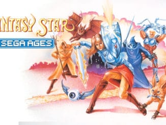 Phantasy Star coming 13th December