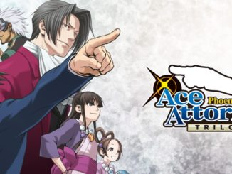 Release - Phoenix Wright: Ace Attorney Trilogy
