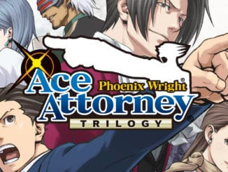 News - Phoenix Wright Ace Attorney Trilogy komt