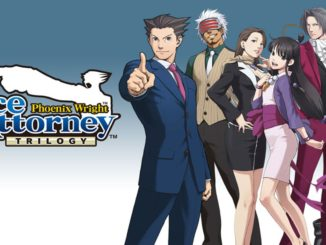 News - Phoenix Wright: Ace Attorney Trilogy supports English