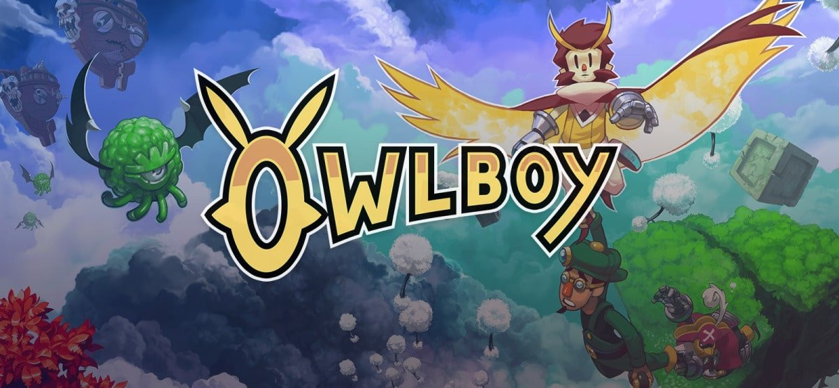 Fysieke launch trailer Owlboy