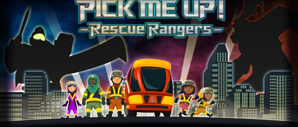 PICK ME UP! – Rescue Rangers –