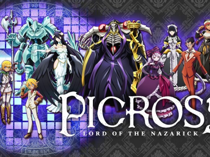 Release - PICROSS LORD OF THE NAZARICK