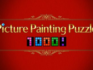 Picture Painting Puzzle 1000!