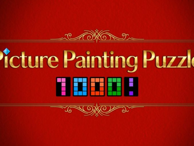 Release - Picture Painting Puzzle 1000!