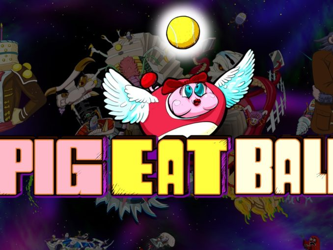 Release - Pig Eat Ball