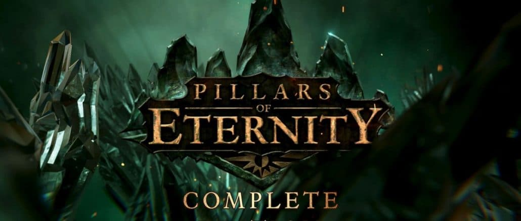 Pillars of Eternity: CompleteEdition – Launch trailer