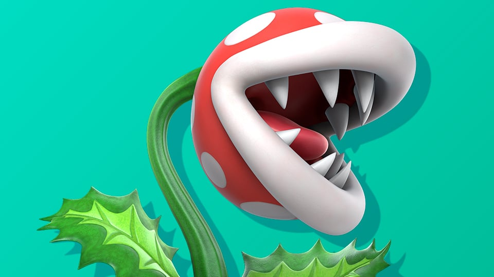 Piranha Plant Reminder – Scheduled for a February release