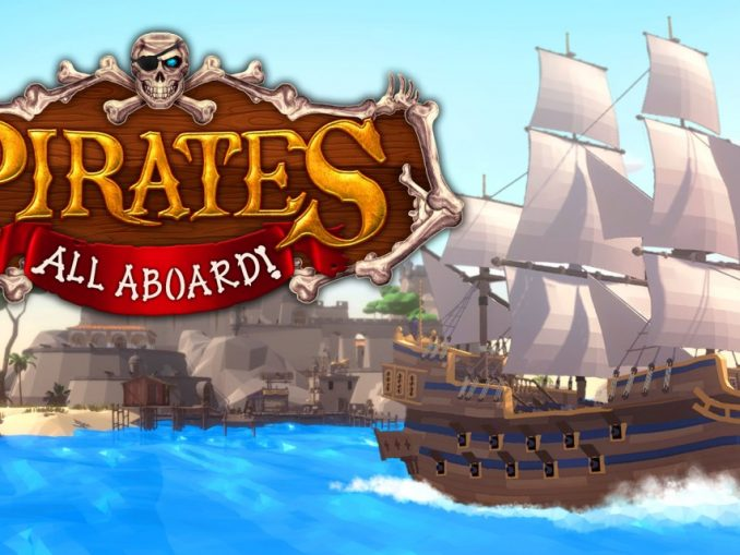 Release - Pirates: All Aboard!