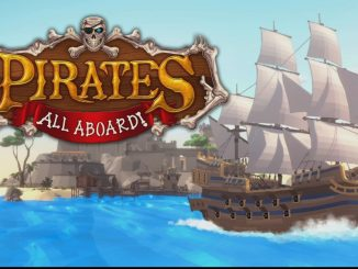 Pirates: All Aboard! this week