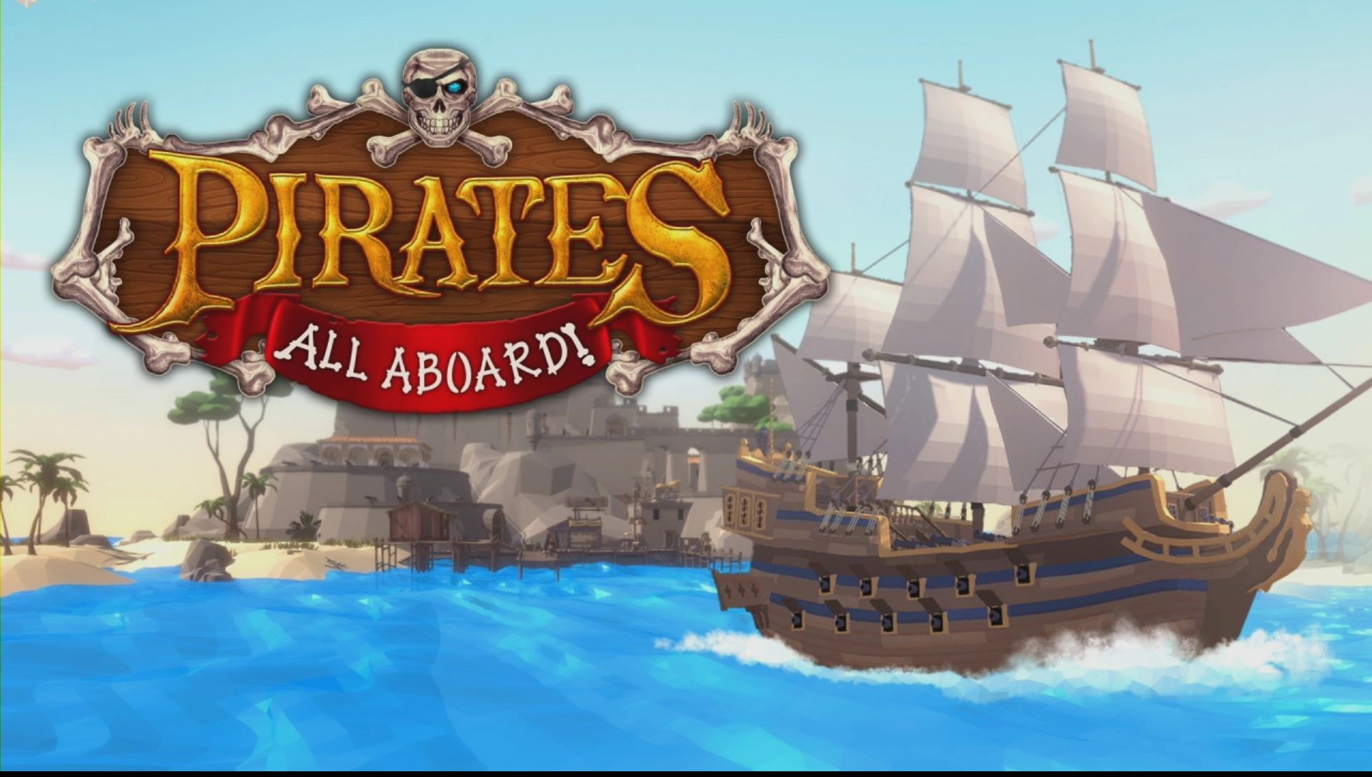 Pirates: All Aboard! deze week