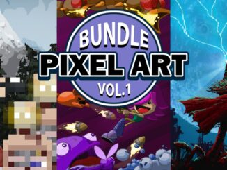 Pixel Art Bundle Vol. 1
