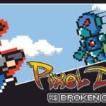 Pixel Devil and the Broken Cartridge