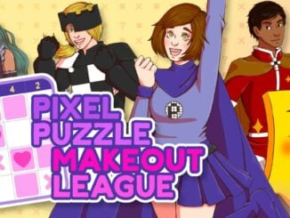Pixel Puzzle Makeout League