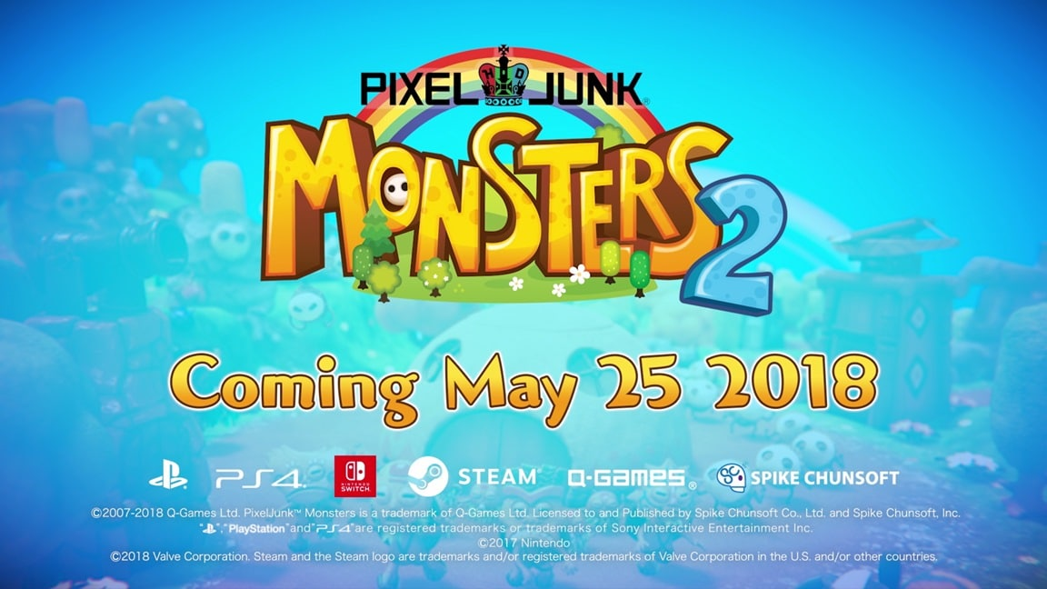 PixelJunk Monster 2 footage