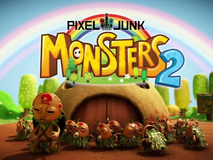Nieuws - PixelJunk Monsters 2 – Grote update 13 September