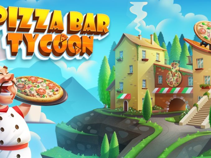 Release - Pizza Bar Tycoon