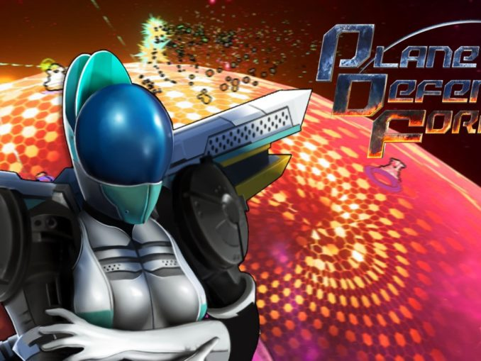 Release - Planetary Defense Force