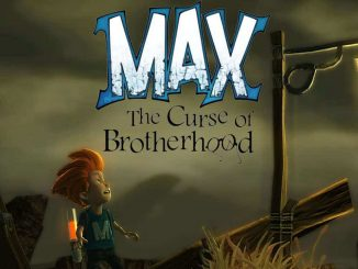 Platformer Max: The Curse of Brotherhood voor de kerst