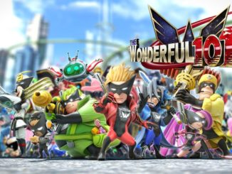 PlatinumGames teased The Wonderful 101?