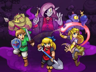 Play Cadence Of Hyrule without the rhythm aspect