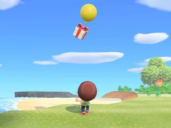 Nieuws - Animal Crossing: New Horizons – Patch 1.1.3 Live – Lost ballonbug op